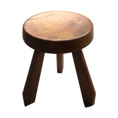 Charlotte Perriand Stool, Sandoz Model