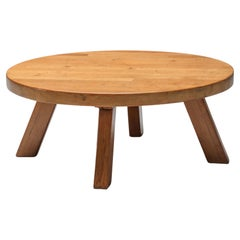 Charlotte Perriand Style coffee table, French Modernism, Minimalist