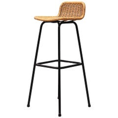 Wicker Stools