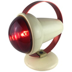 Charlotte Perriand Vintage Philips Infraphil Heat Lamp