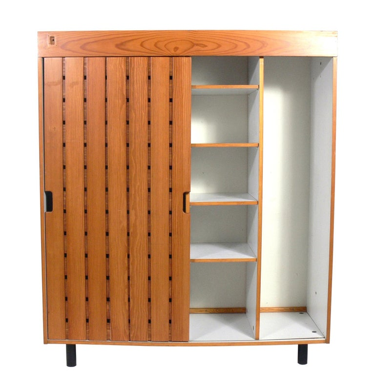 Charlotte Perriand Wardrobe from Les Arc Ski Lodge For Sale