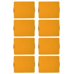 Charlotte Perriand Yellow CP1 Wall Lights