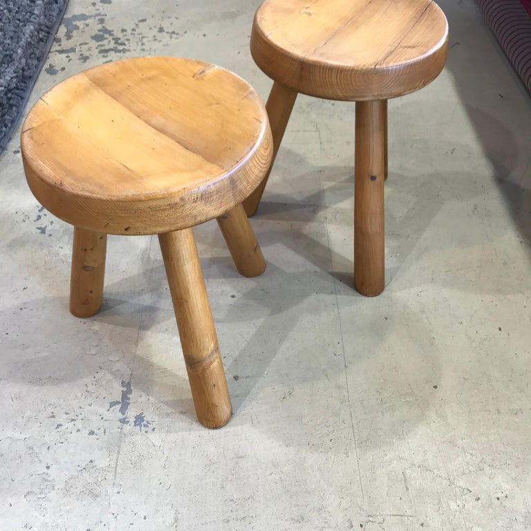 Charlotte Perriand's Stools