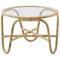 Charlottenborg Side Table by Arne Jacobsen, New Edition
