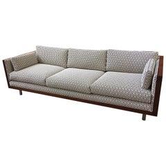 Charlton Floating Sofa with Lee Jofa Fabric