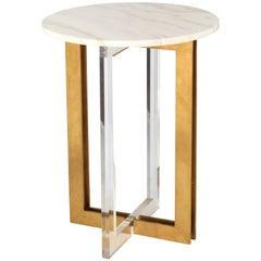 Charlton Tall Side Table by Badari