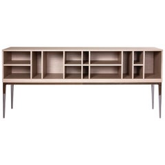 Charm Bookshelf, Solid Wood Perfectly Proportioned Bookshelf
