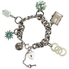 Charm Bracelet As Memoir: French, Circa 1880
