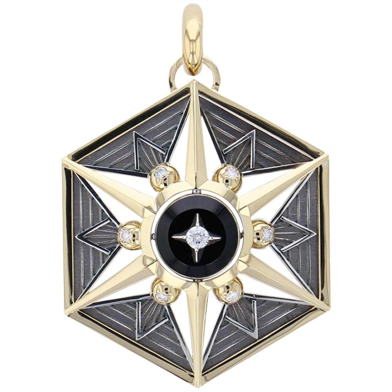 Charm Etoile Mystérieuse Onyx