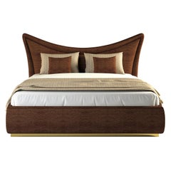 Charme Bed by Hanno Giesler