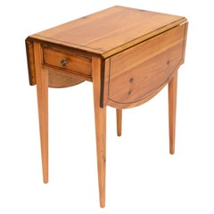 Charming 1940s Maryland Pine Pembroke Table