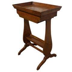 Charming 19th Century French Side Table