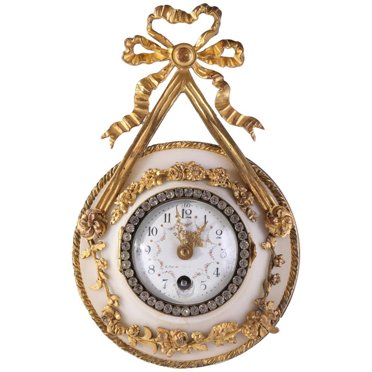 Charming Cartel Clock For Sale