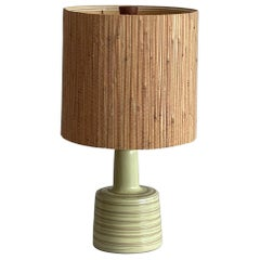 Charming Ceramic Lamp by Martz