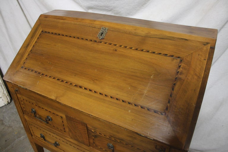 Charming Early 20th Century Desk Scriban For Sale 3