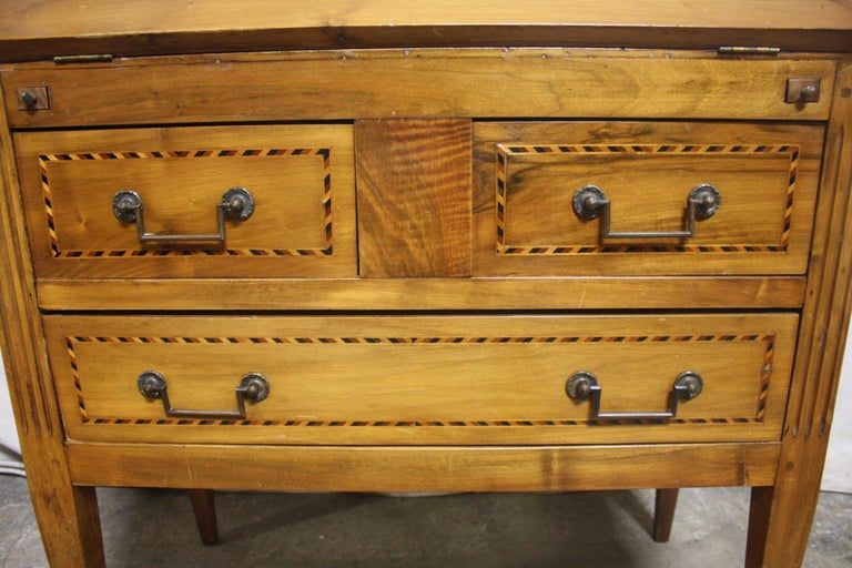 Charming Early 20th Century Desk Scriban For Sale 4