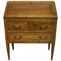 Charming Early 20th Century Desk Scriban