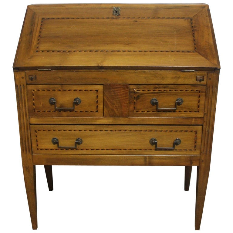 Charming Early 20th Century Desk Scriban For Sale
