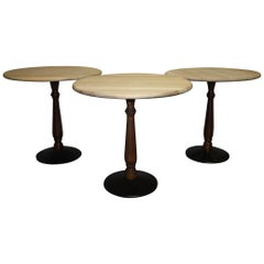 Charming French Bistro Tables