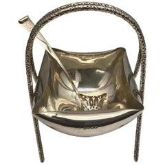 Charming Silver Victorian Bowl