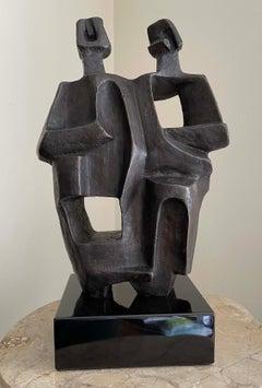 Cubist Couple