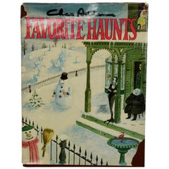 Chas Addams' Favorite Haunts by Charles Addams, First Edition
