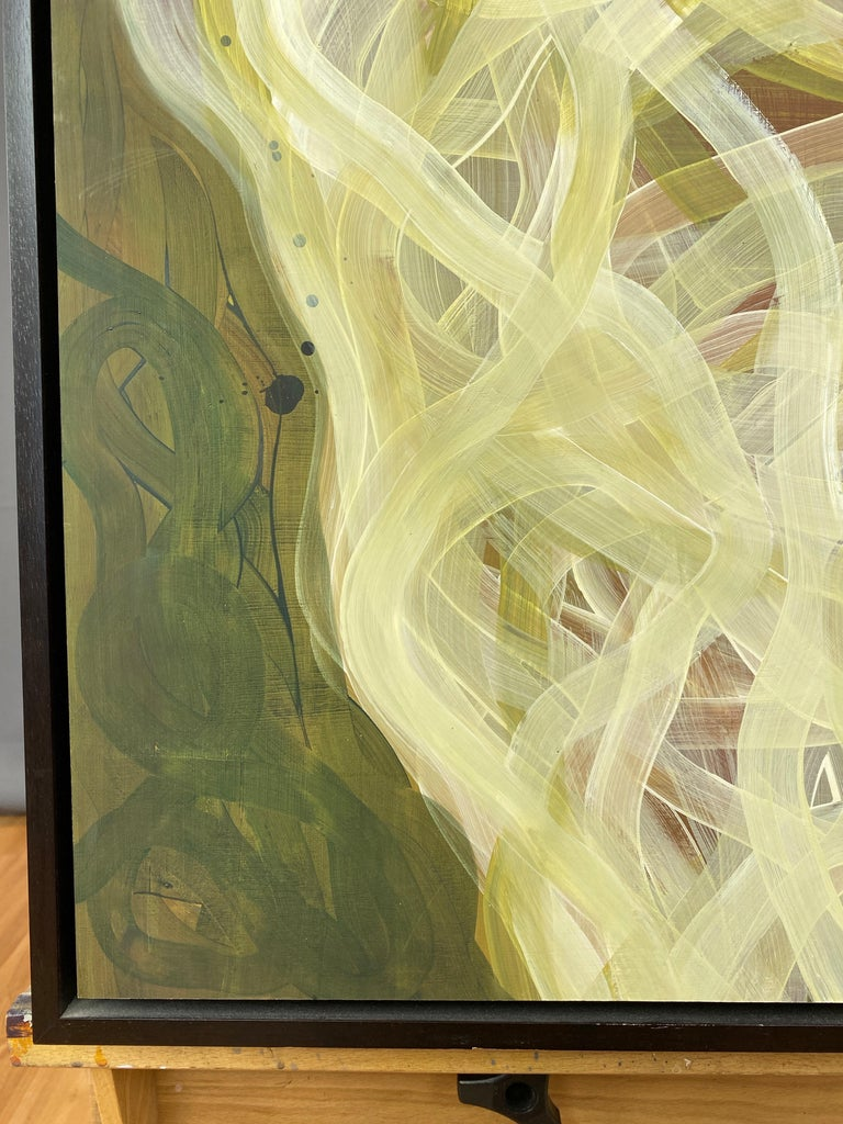 """Chase Langford """"Coldwater 28"""", Abstract Oil Painting, 2006 For Sale 1"""