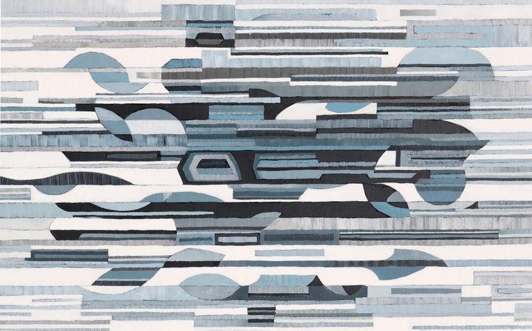 Chase Langford Landscape Painting - Del Mar 34