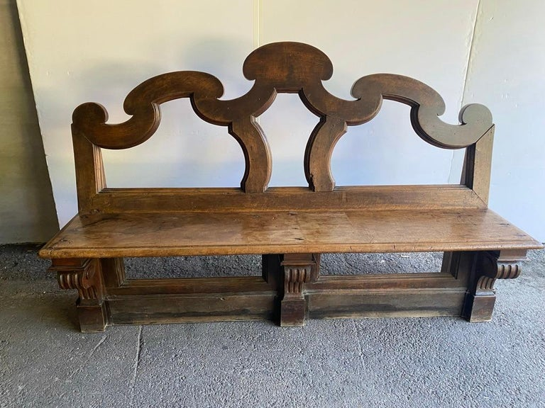 Chateau Bench, France, 18th Century For Sale 3