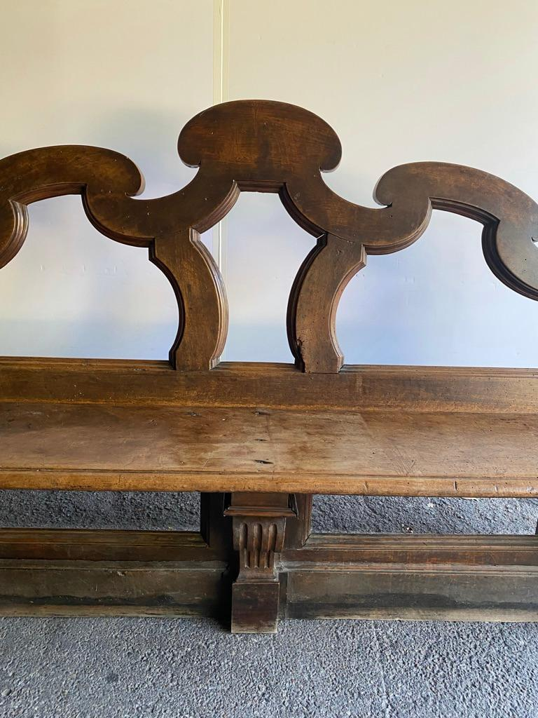 Chateau Bench, France, 18th Century For Sale 5