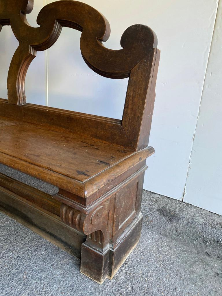 Chateau Bench, France, 18th Century For Sale 6