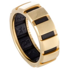 Chaumet 18 Karat Yellow Gold Wedding Band Ring
