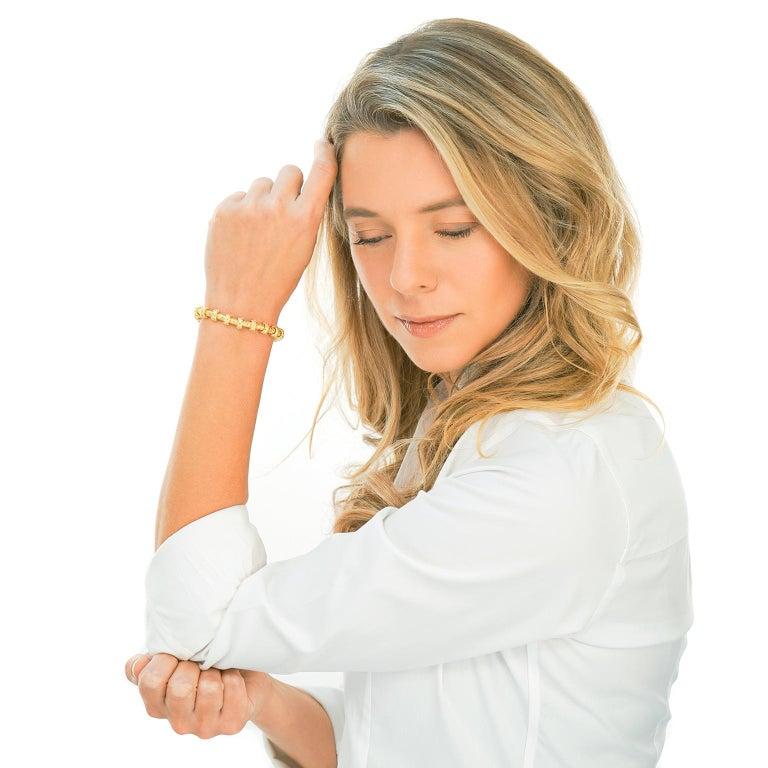 Chaumet Gold Bracelet For Sale 6