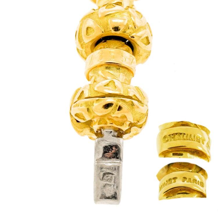 Chaumet Gold Bracelet For Sale 1