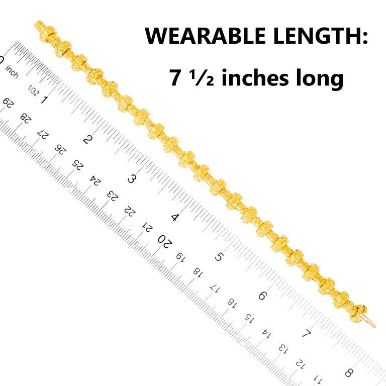 Chaumet Gold Bracelet For Sale 2