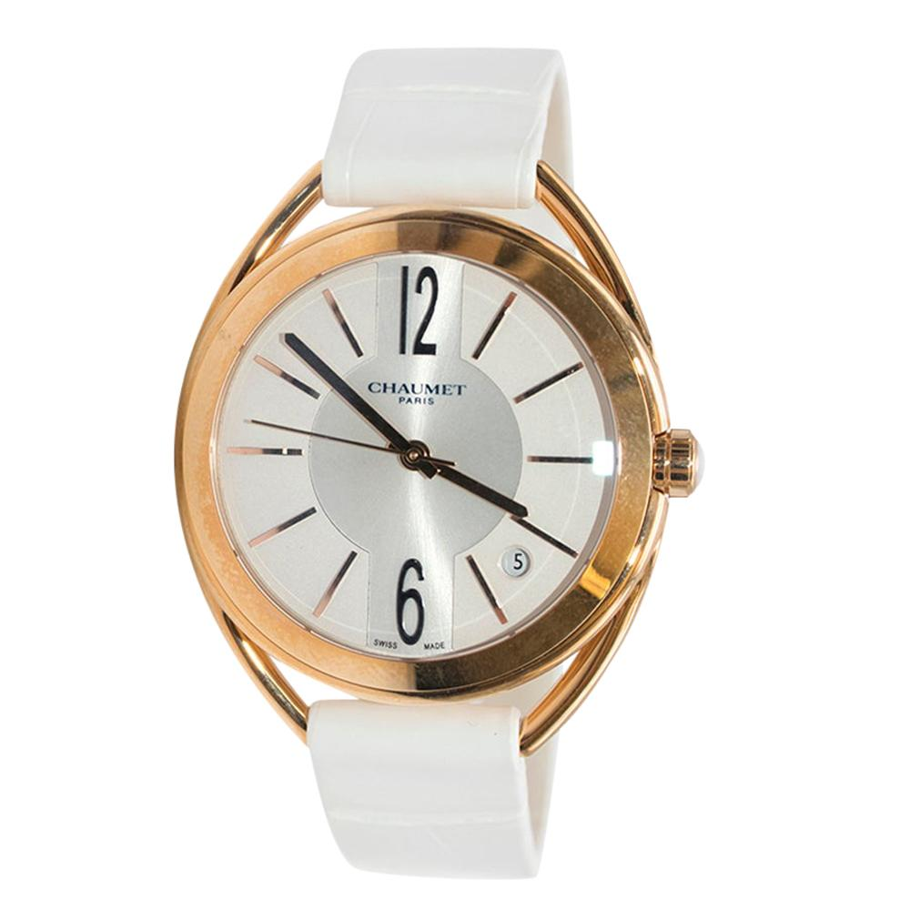 Chaumet Liens Rose Gold Automatic Watch