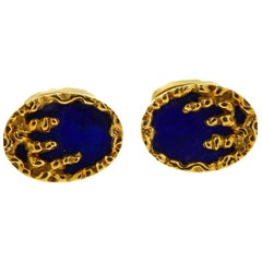 54e16f52a Vintage & Antique Lapis Lazuli Jewelry: Rings, Necklaces & More ...