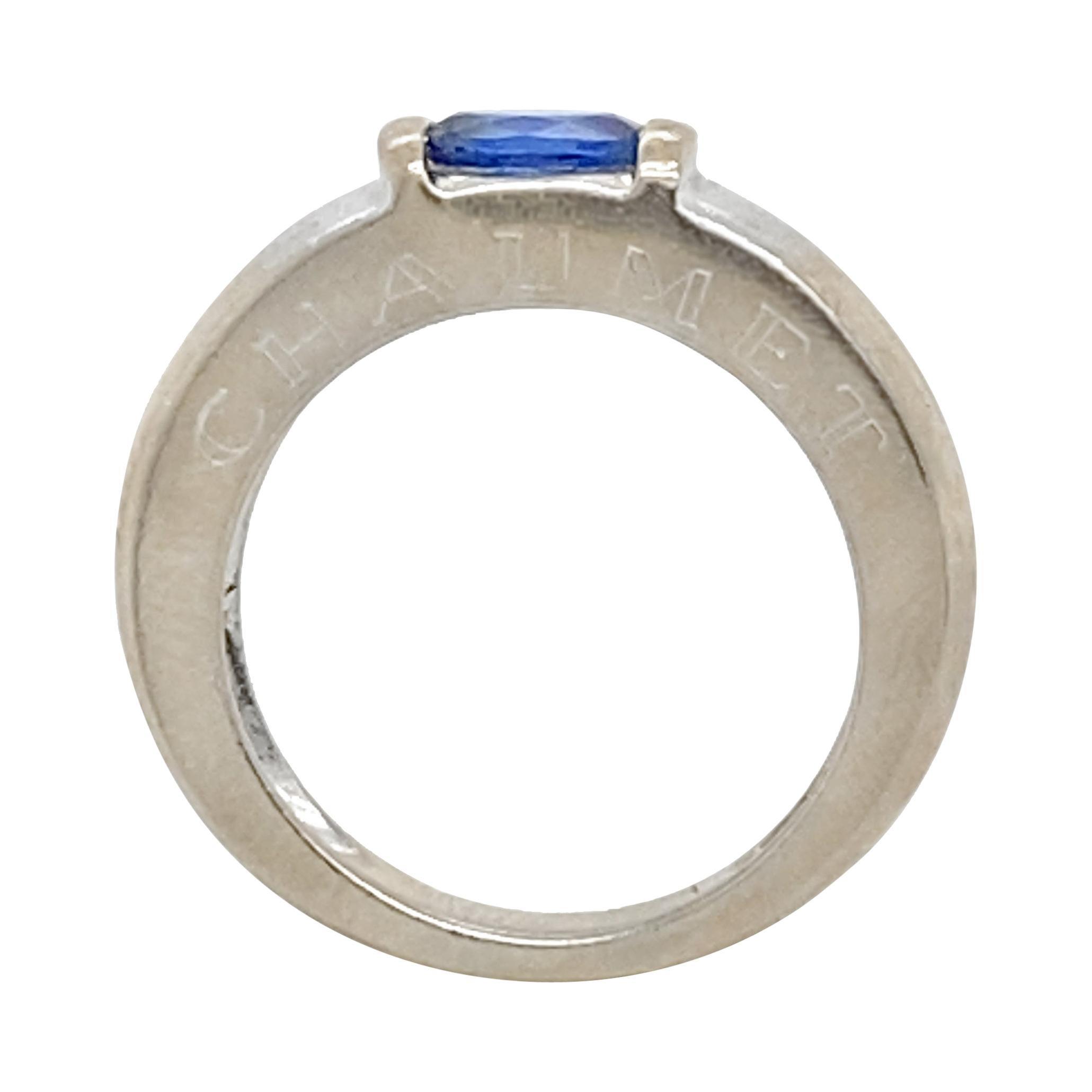 Chaumet Sapphire Ring