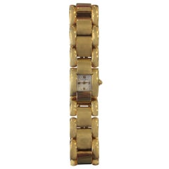 Chaumet Wristwatch in 18 Carat Yellow Gold