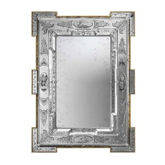 Che Beo Mirror by Ongaro & Fuga