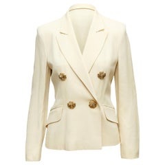 Cheap and Chip By Moschino Cream Blazer
