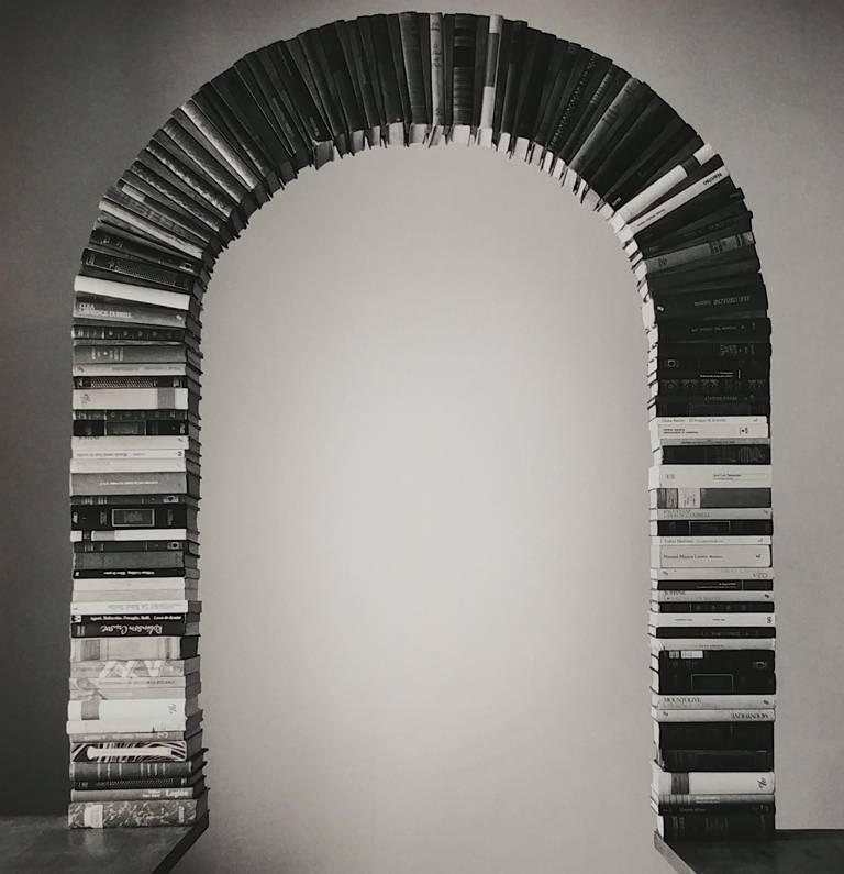 Arco de Libros, Madrid  (books)
