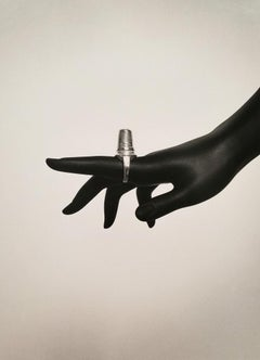 Untitled (Hand with Thimble Ring)
