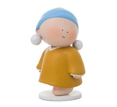 Art Toy - Art Master Series - Vermeer - Girl With A Pearl Earring