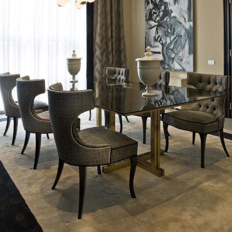 Modern Cherie Chair by Chiara Provasi For Sale