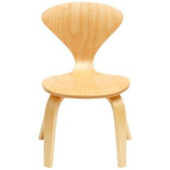 Cherner Child Chair by Benjamin Cherner in Birch, Contemporary, USA, 2007