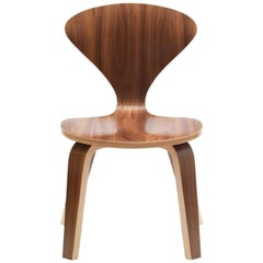 Cherner Child Chair by Benjamin Cherner in Walnut, Contemporary, USA, 2007
