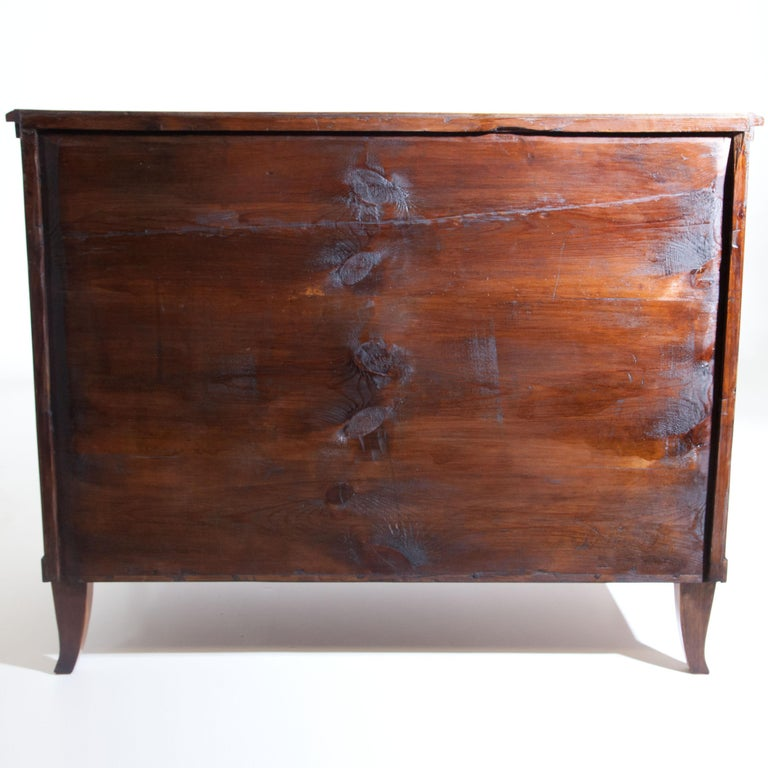 Cherry Biedermeier Chest of Drawers, Southern Germany, circa 1820 For Sale 5
