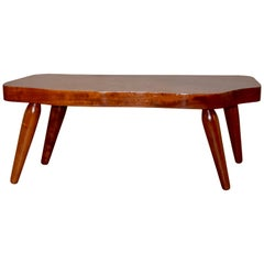 Cherry Cocktail Table, circa 1960