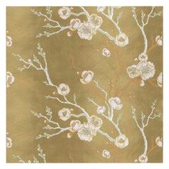 Cherry Tree Gold Panel